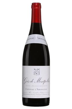 """Coteaux du Languedoc """"Grès de Montpellier"""" Rouge"""