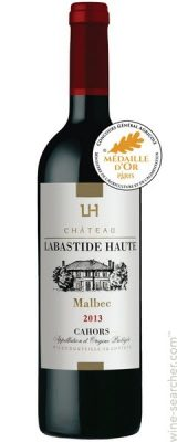Château Labastide Haute Malbec de Cahors