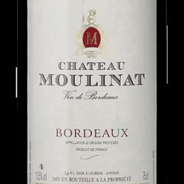 Château Moulinat Bordeaux Rouge
