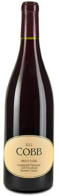 Cobb Wines Coastlands Vineyard Old Firs Block Pinot Noir