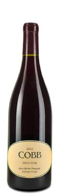 Cobb Wines Rice-Spivak Vineyard Pinot Noir