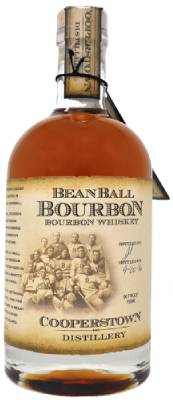 Cooperstown Beanball Bourbon Whiskey
