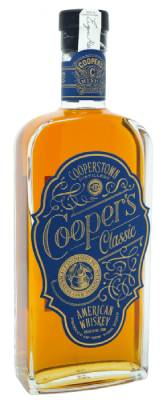 Cooperstown Cooper's Classic American Whiskey