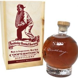 Cooperstown Abner Doubleday's Baseball Bourbon