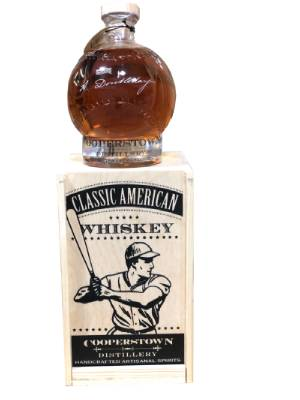 Cooperstown-Doubleday-Whiskey