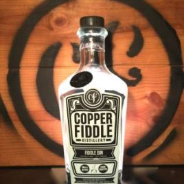 Copper Fiddle – Fiddle Gin