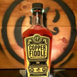 Copper Fiddle Gold Rum
