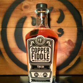 Copper Fiddle Tom Gin