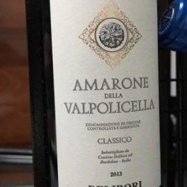 Delibori Amarone Della Valpolicella Classico DOC