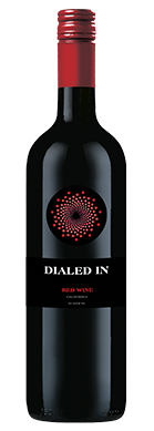 Dialed In Red Blend