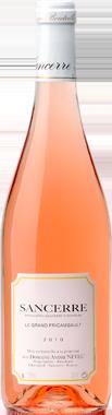 Le Grand Fricambault 'Silex' Sancerre Rosé