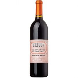 Duxoup Dry Creek Valley Dolcetto