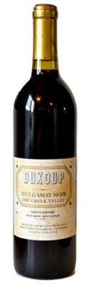 Duxoup Dry Creek Valley Gamay Noir