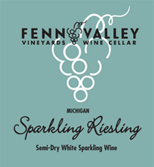 Fenn Valley Lake Michigan Shore Sparkling Riesling