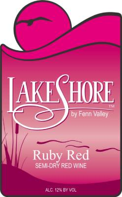 Fenn Valley Capriccio Lake Michigan Shore Red Wine