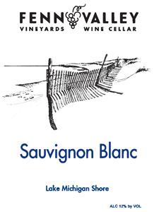 Fenn Valley Lake Michigan Shore Sauvignon Blanc