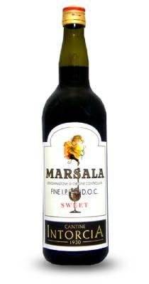 Terre Lilibetane Fine I.P. Sweet Marsala DOC