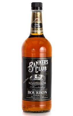 Bankers Club Kentucky Straight Bourbon Whiskey