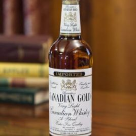 Barrister's Canadian Gold Very Light Canadian Whisky