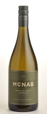 McNab Ridge Mendocino County Chardonnay