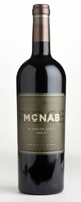 McNab Ridge Mendocino County Merlot