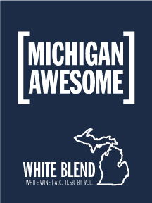 Michigan Awesome White