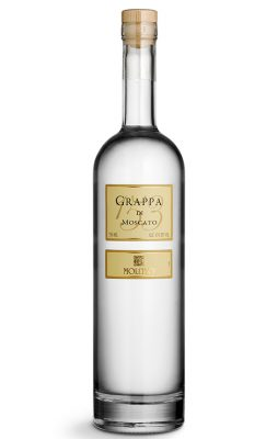 Moletto Grappa Moscato