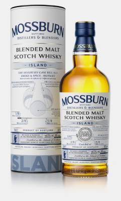 Mossburn Island Blended Scotch Whisky