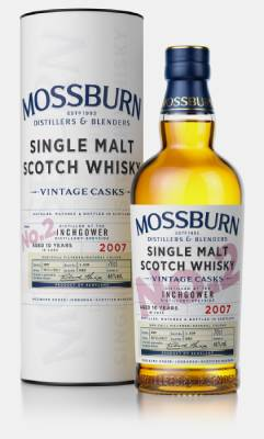 Mossburn No. 2 Inchgower 10 Year Old