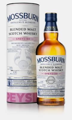 Mossburn Speyside Blended Scotch Whisky