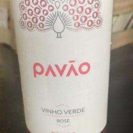 Pavão Rosé Vinho Verde