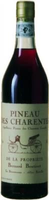 Bernard Boutinet Pineau des Charentes Rouge
