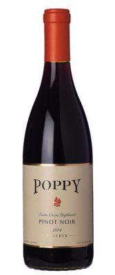 Poppy Santa Lucia Highlands Reserve Pinot Noir