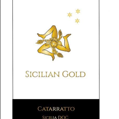 Sicilian Gold Catarratto Front