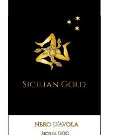 Sicilian Gold Nero d'Avola DOC