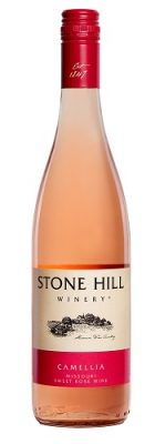 Stone Hill Camellia Pink Moscato