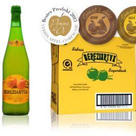 Sidrería Bereziartua Bereziartua Natural Apple Cider