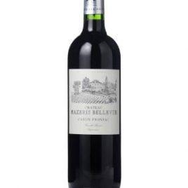 Château Mazeris Bellevue Bordeaux Rouge