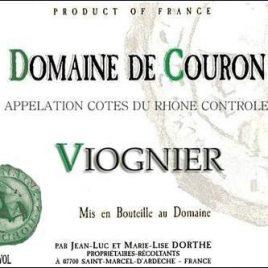 Domaine de Couron Côtes du Rhône Viognier