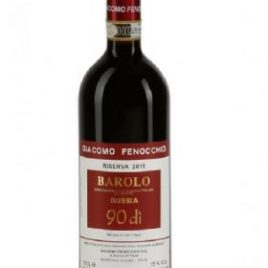 Giacomo Fenocchio Barolo Riserva 90di 'Bussia' DOCG