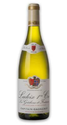 """Ladoix 1er Cru """"Les Grêchons et Foutrières"""" Bourgogne Blanc"""