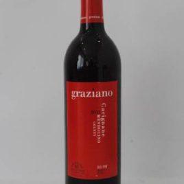 Graziano Mendocino County Old Vine Carignane