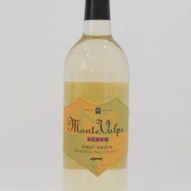 Monte Volpe Mendocino County Pinot Grigio