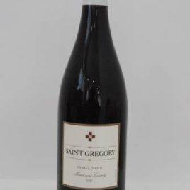 Saint Gregory Mendocino County Pinot Noir