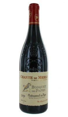 Châteauneuf-du-Pape Rouge Cuvée Chante le Merle