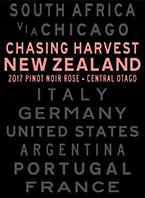 Chasing Harvest Central Otago Rosé