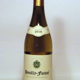 Domaine Robert Debuisson Pouilly Fuissé Bourgogne Blanc
