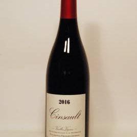 E&F Jourdan Vieilles Vignes de Cinsault IGP Rouge