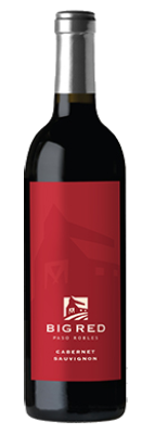 Big Red Paso Robles Cabernet Sauvignon