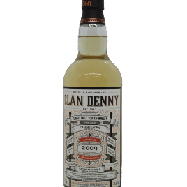 Clan Denny 10 year Whisky